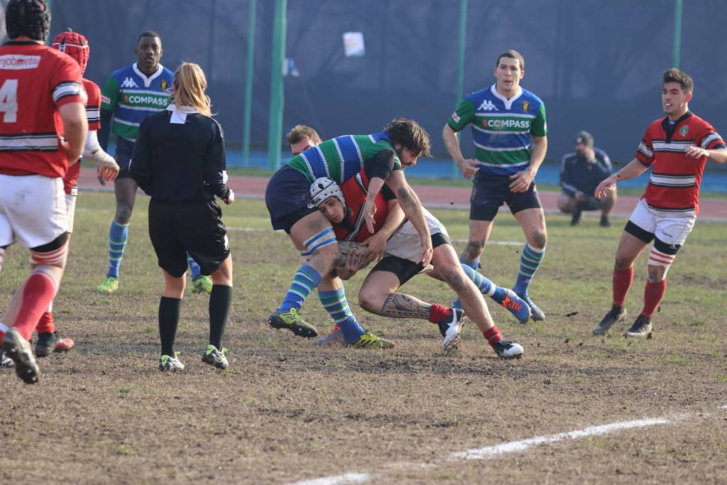 CUS Milano - Rugby Varese 65-5