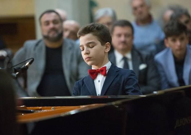 Emanuele Nazzareno Piovesan pianoforte