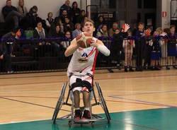 gabriele silva handicap sport varese basket in carrozzina