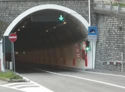 galleria cernobbio statale 340 lavori anas