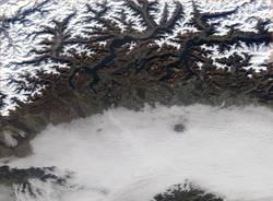 nebbia milano 8 gennaio