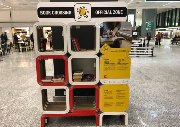 Bookcrossing malpensa