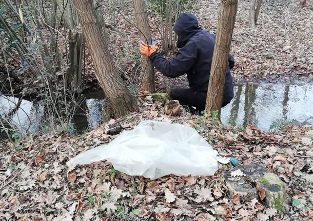 Il Gelso Gerenzano: una domenica all'insegna della pulizia del parco