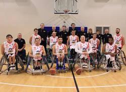 handicap sport varese amca basket in carrozzina