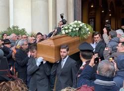 Il funerale di Pietro Anastasi