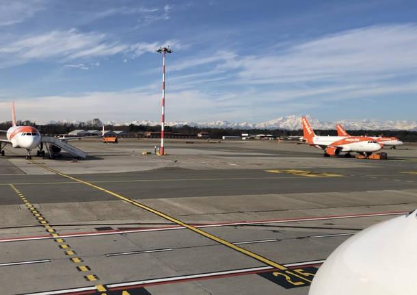 Il nuovo Airbus A321 neo di EasyJet