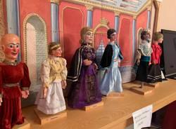 Il teatro dei burattini Niemen a Villa Borghi