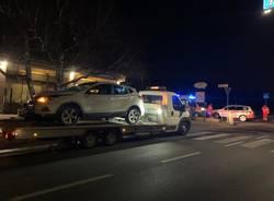Incidente a Cocquio Trevisago