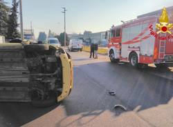 incidente cardano al campo