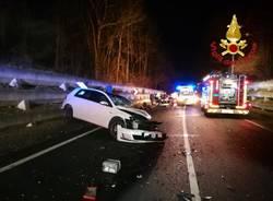 Incidente Valganna 31 gennaio