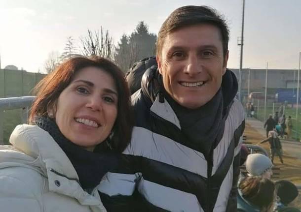 Javier Zanetti ospite speciale al ritrovo delle Como Academy