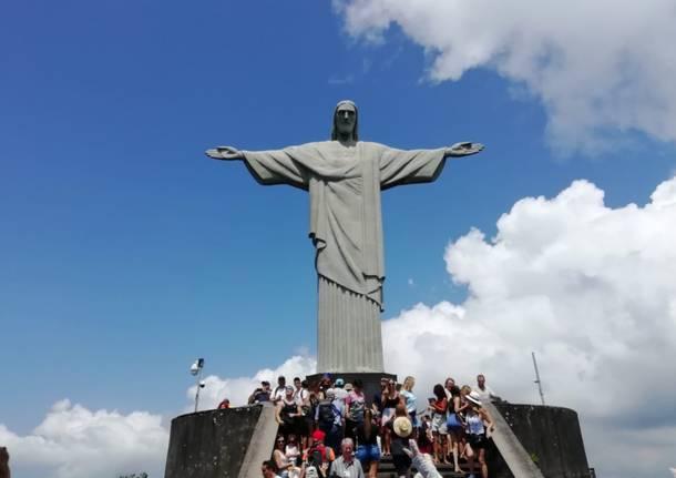 Tappa a Rio de Janeiro della crociera intorno al mondo
