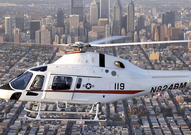 leonardo elicottero