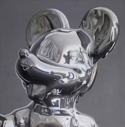Melting Pop, l'arte iperrealista di Sabrina Milazzo alla Galleria Punto sull'Arte