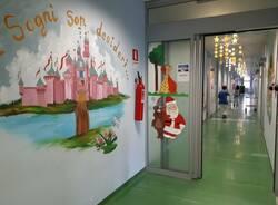murales pediatria ospedale di rho donati da due mamme  2
