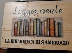 Nuova biblioteca Sant'Ambrogio