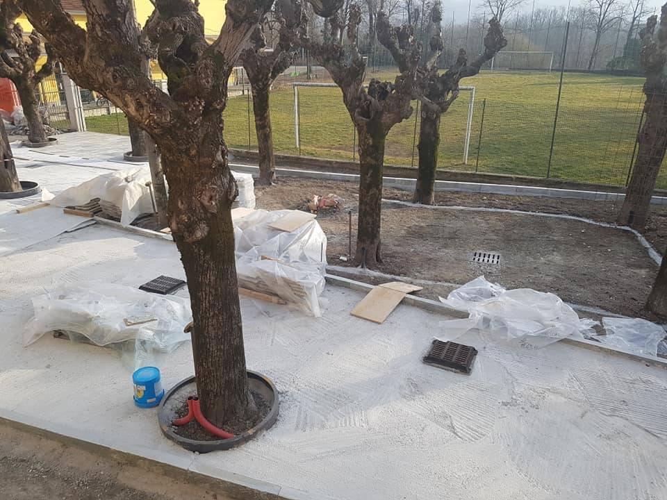 """""""Nuovo"""" parco Rimembranze a Cazzago Brabbia"""