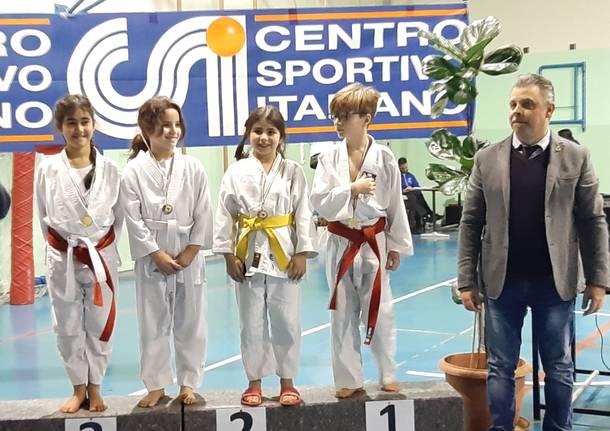 Oltre 140 atleti per il campionato provinciale di Judo