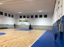 Palestra basket Cardano al Campo