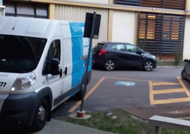 parcheggio casula e einaudi