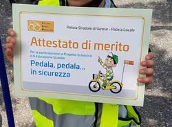 pedala pedala in sicurezza ciclismo trofeo binda