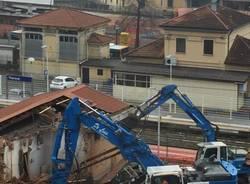 Piano stazioni: le demolizioni