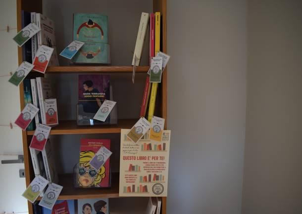 Piccola Farmacia Letteraria a Somma Lombardo