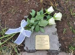 Pietra d'Inciampo in memoria di Elda Levi Gutenebrg