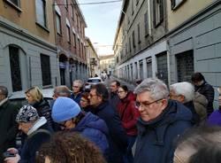 Pietra d'Inciampo in memoria di Luigi Caronni