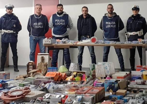 polizia busto