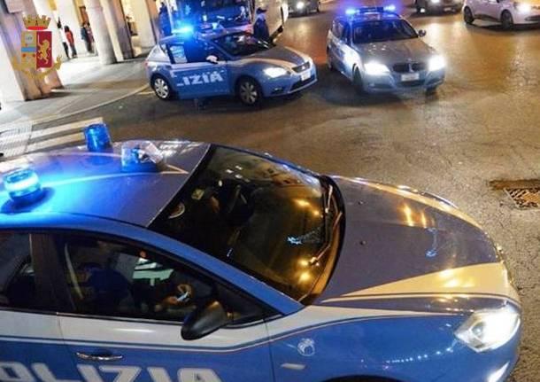 polizia squadra volante generica