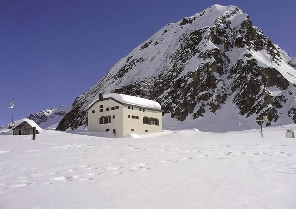rifugio Margaroli (Alpe Vannino - VB)