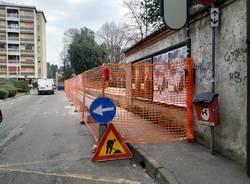 Riqualificazione della recinzione del Parco dei Frati
