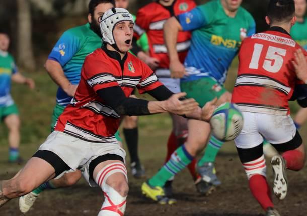 Rugby Varese – Ivrea 26-30