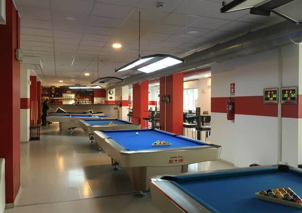 Sala Varese Pub & Billiards