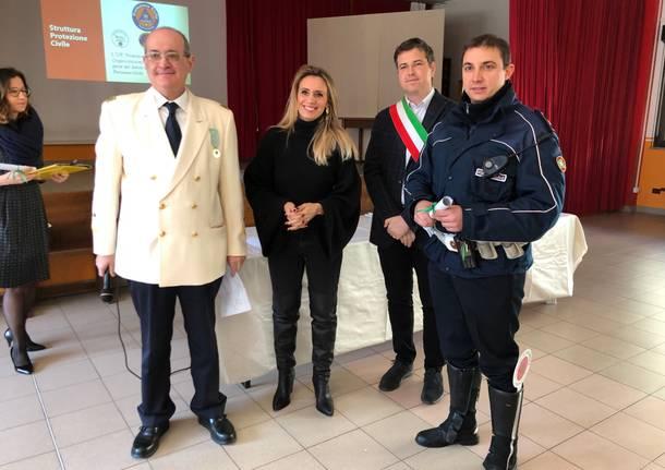 San Sebastiano, la festa della Polizia Locale di Gallarate