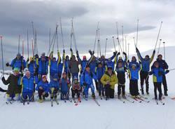 sci club cunardo allenamento san domenico ski