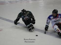 sledge hockey armata brancaleone