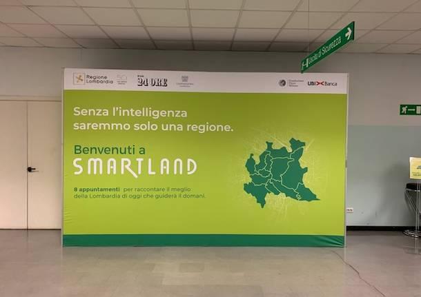 La prima tappa di Smartland all'università Liuc