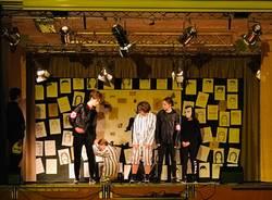 Spettacolo studenti Schiaparelli Origgio