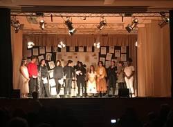 ''Genocidio'' uno spettacolo teatrale degli studenti della Scuola Schiaparelli di Origgio