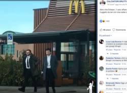 steven zhang presidente inter mcdonalds gerenzano calciatori brutti