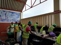 Tappa a Capo Verde della crociera intorno al mondo