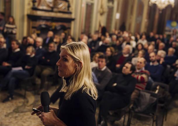 Thinking Varese: Dorte Mandrup al salone Estense - foto Stefano Anzini