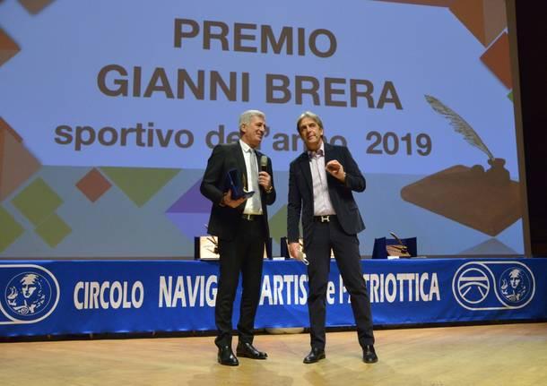 Tutti i protagonisti del premio Gianni Brera