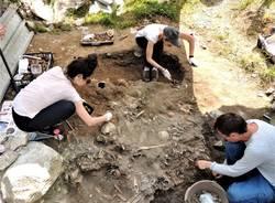 università progetto archeologia Valcuvia