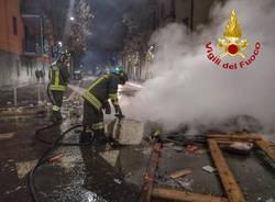 Vigili del fuoco capodanno