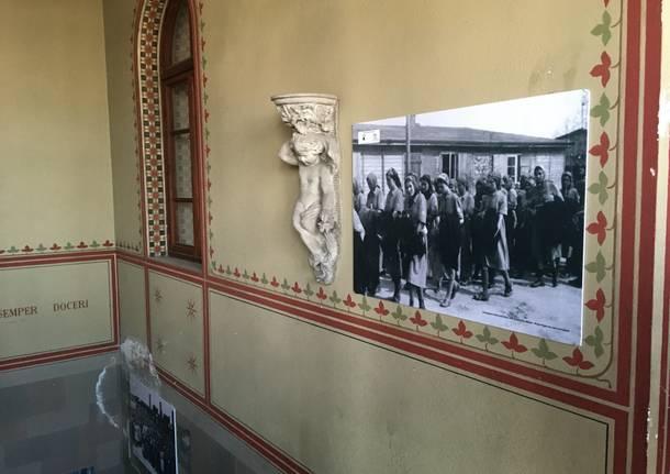 Villa Montevecchio e la mostra sulla Shoah