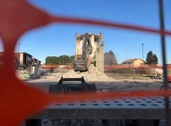 abbattimento torre fornace tradate