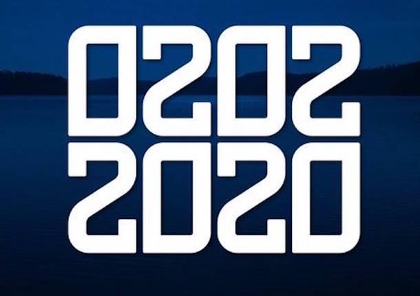2 febbraio 2020; dopo 909 anni torna la DATA PALINDROMA